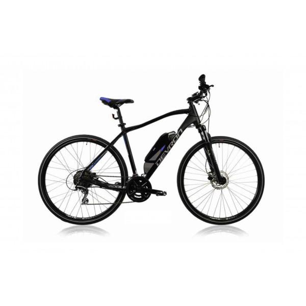 """Ποδήλατο Ηλεκτρικό DEVRON EUROPE 28"""" Cross 2020 DEVRON E-Bike28162 Grey Γυναικείο"""