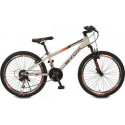 "Byox Ποδήλατο 24"" Mountain Bike Master λευκό"