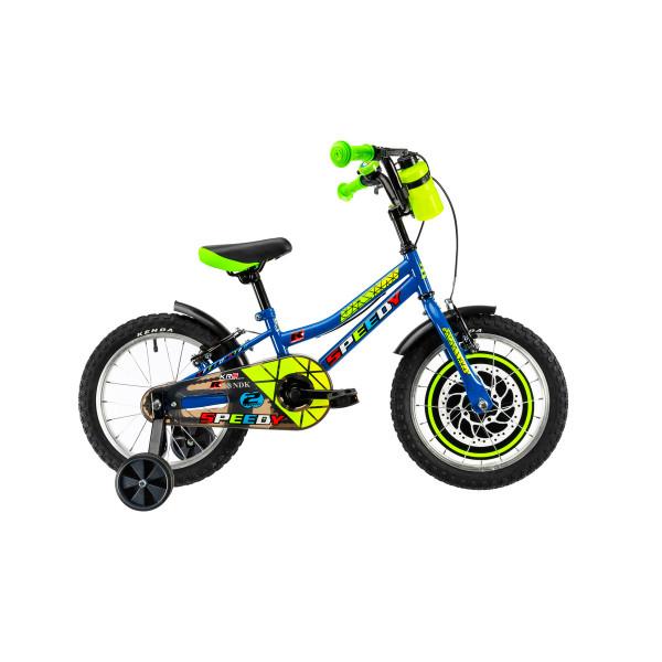 """Ποδήλατο παιδικό DHS 14"""" 2020DHS1403 Μπλέ"""