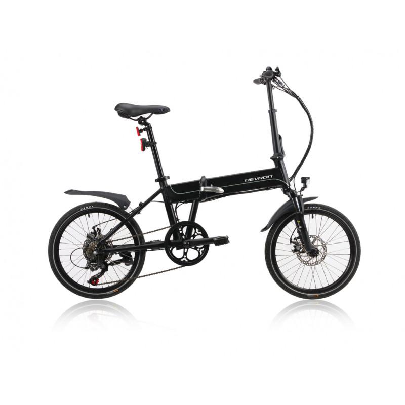 """Ποδήλατο Ηλεκτρικό DEVRON EUROPE 20""""Folding, disc, 2019 DEVRON E-Bike 20201"""