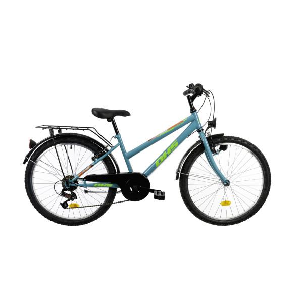 """Ποδήλατο City  DHS 24""""  2020DHS2414, Turquoise"""