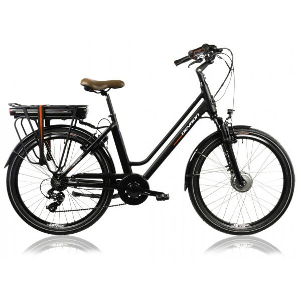 """Ποδήλατο Ηλεκτρικό DEVRON EUROPE 26"""" 2020DEVRON E-Bike 26120VT Black"""