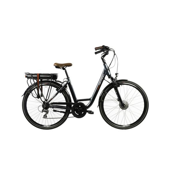 """Ποδήλατο Ηλεκτρικό DEVRON EUROPE 28"""" 2020 DEVRON E-Bike 28120VA Grey"""