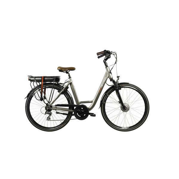 """Ποδήλατο Ηλεκτρικό DEVRON EUROPE 28"""" 2020 DEVRON E-Bike 28120VA Silver"""