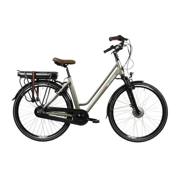 """Ποδήλατο Ηλεκτρικό DEVRON EUROPE 28"""" 2020 DEVRON E-Bike 28122VN Grey"""