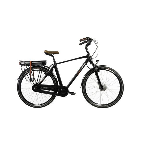 """Ηλεκτρικό Ποδήλατο DEVRON EUROPE 28"""" 2020DEVRON E-Bike 28123VN Black"""