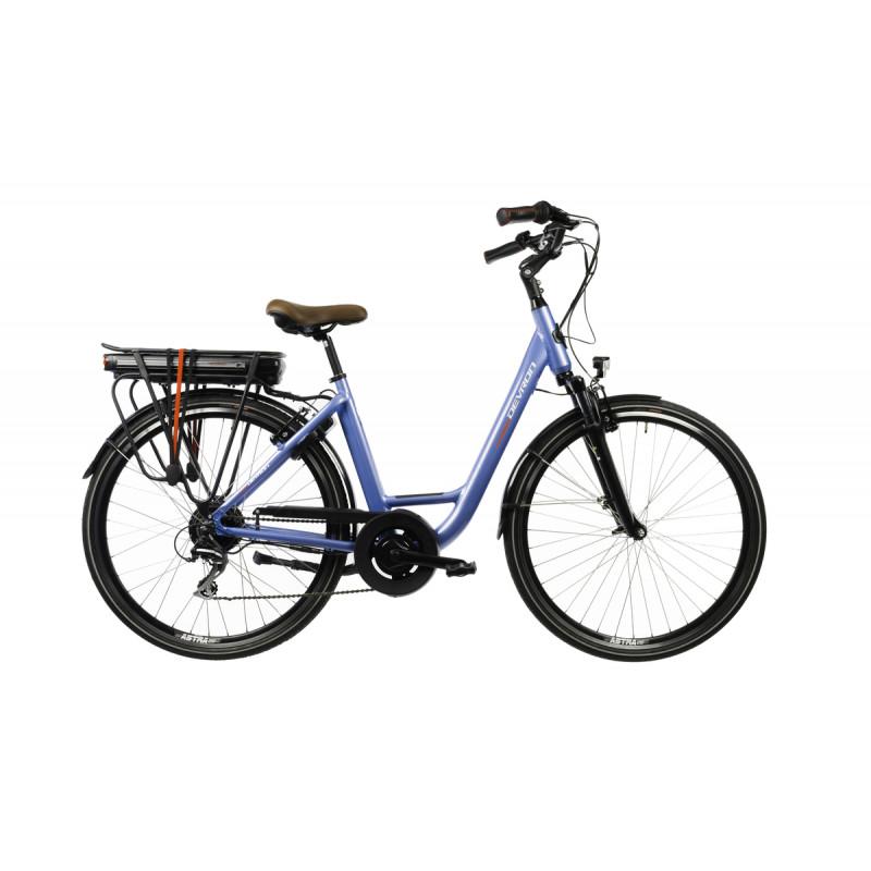 """Ποδήλατο Ηλεκτρικό DEVRON EUROPE 28"""" 2020 DEVRON E-Bike 28220VA Blue"""