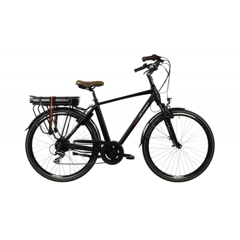 """Ηλεκτρικό Ποδήλατο DEVRON EUROPE 28"""" 2020 DEVRON E-Bike 28221VA Black"""