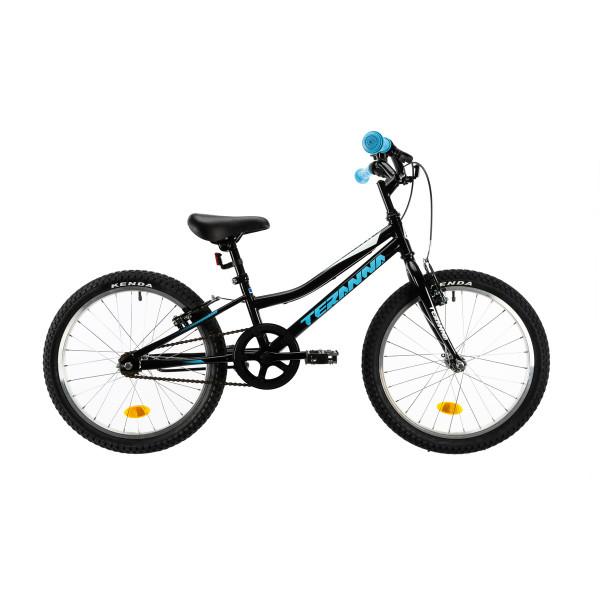 """Ποδήλατο DHS MTB 20"""" 2020DHS2003 Μαύρο"""
