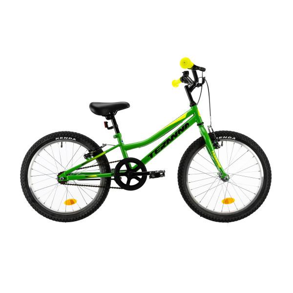 """Ποδήλατο DHS MTB 20"""" 2020DHS2003 Πράσινο"""