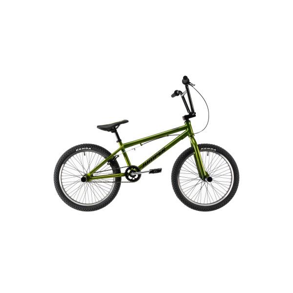 """Ποδήλατο BMX DHS 20"""" 2020DHS2005, Green"""
