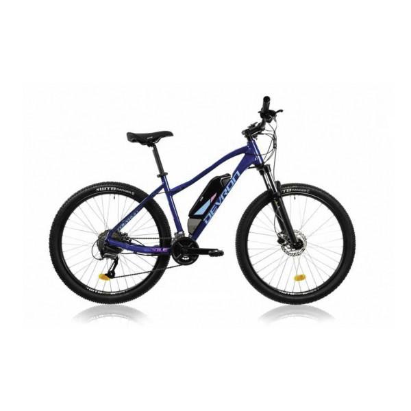 """Ηλεκτρικό Ποδήλατο DEVRON EUROPE 27,5"""" MTB , Hydr Disc RW1.7 Blue"""
