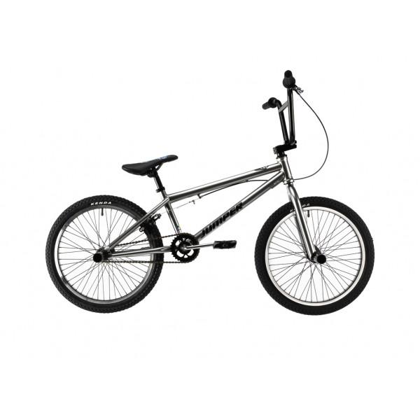 """Ποδήλατο BMX DHS 20"""" 2020DHS2005, silver"""